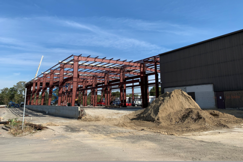 Grand Steel Products is Expanding!
