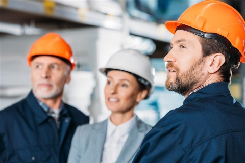 Trust a Steel Distributor with a Connected, Proven Team