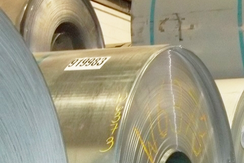 Hot Rolled Steel from Grand Steel Products, the Industry's Premier Steel Service Center