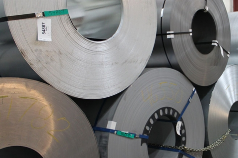 A Full-Line Steel Service Center with the Industry's Best Flat Rolled Steel